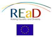 REaD EU flagga logo